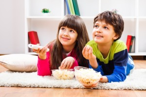 Childrens Medical Group TV and Snacking