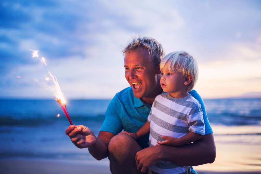 Firework Safety for Kids