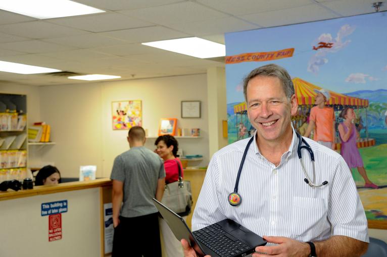 Dr David Fenner Childrens Medical Group
