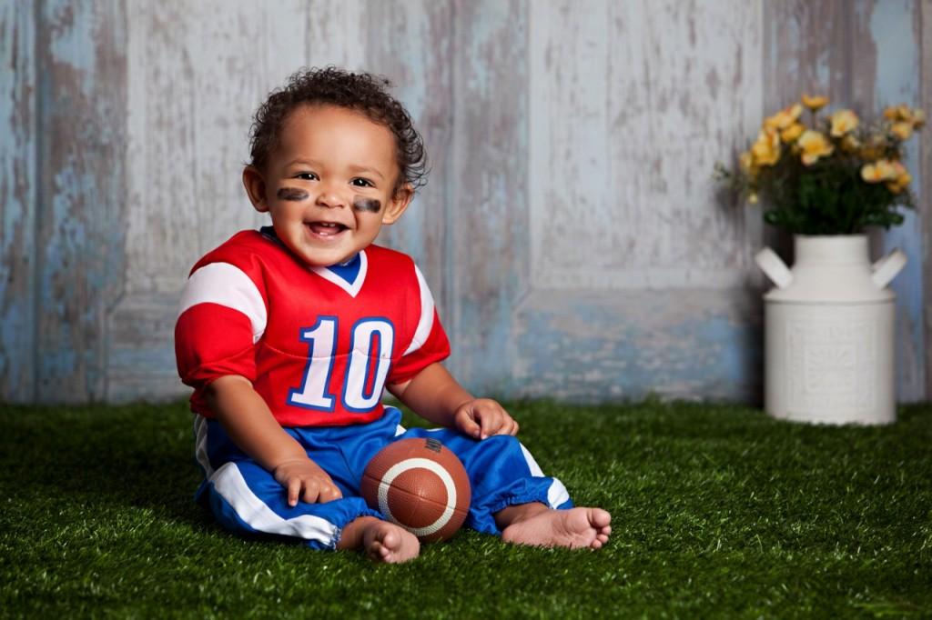 Little Football Player