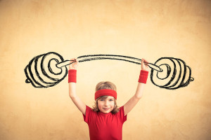 Child Weight Lifting Childrens Medical Group Hudson Valley Pediatricians