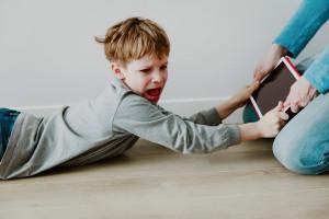 unpredictable kids and child temperament