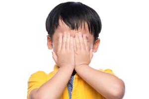 understanding shyness in children