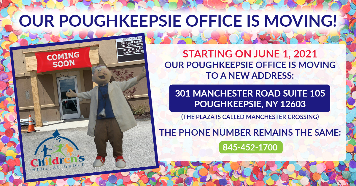 Poughkeepsie Office is Moving