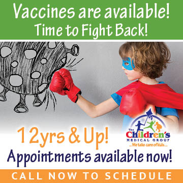 COVID Vaccine available now